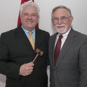 Randy Holland and Jim McKenzie